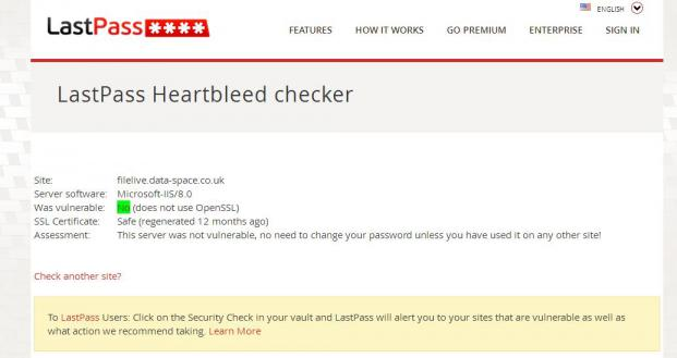 filelive heartbleed