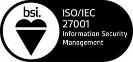BS27001 Logo
