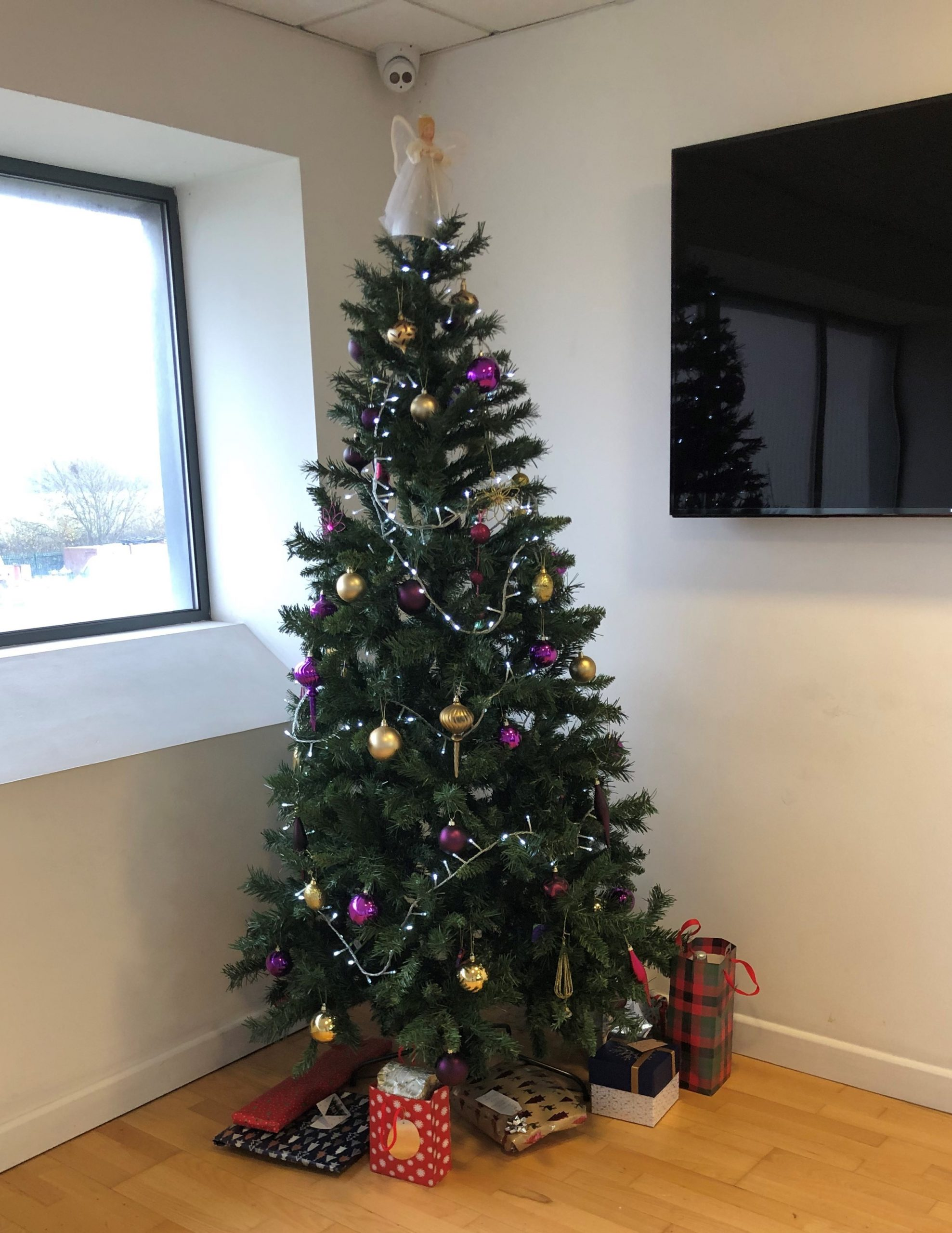 DataSpace Christmas Tree