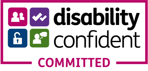 DataSpace Disability Confident Committed