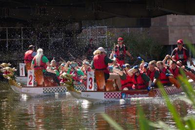 Northwich Dragon Boats