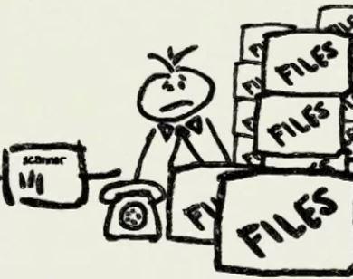 Freds Scanning