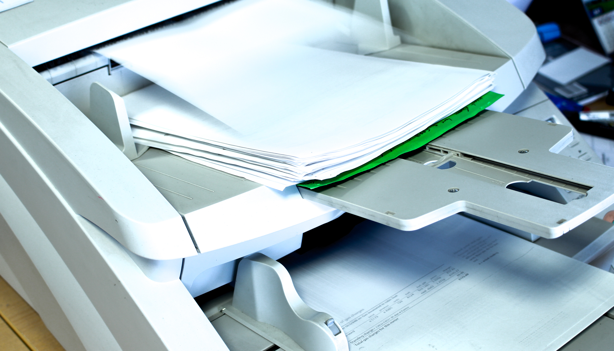 DataSpace Document Scanning