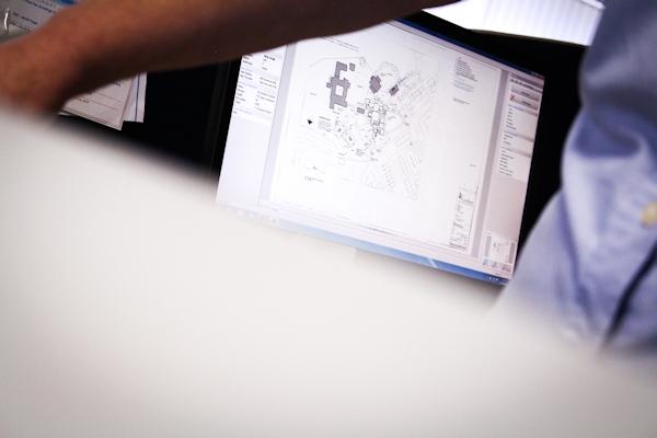 A0 Large Format Plan Scanning