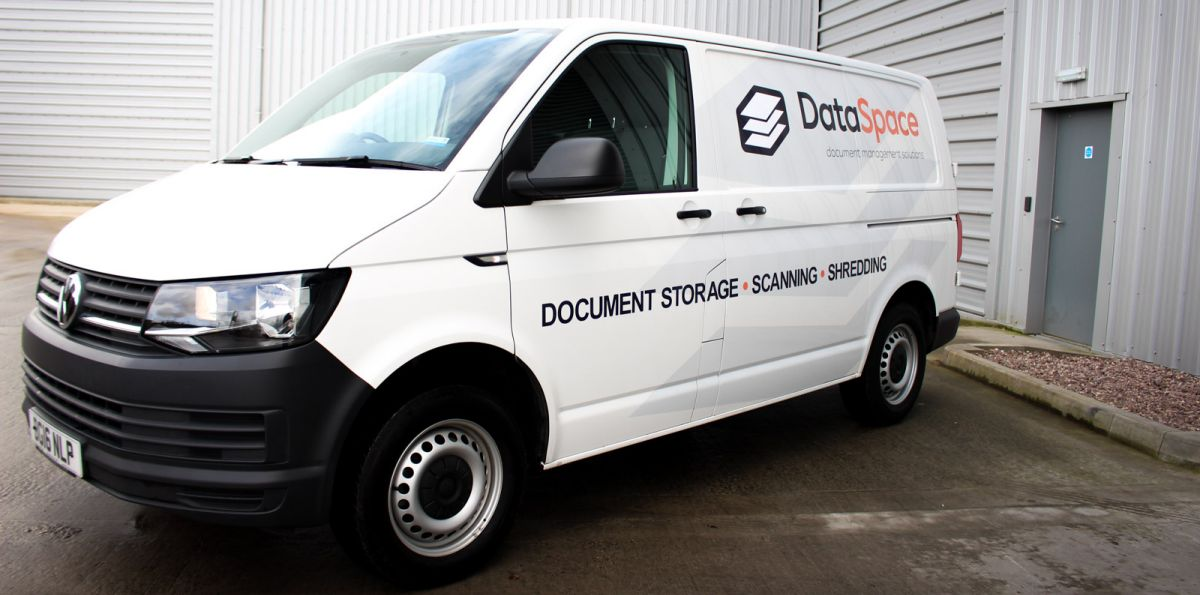 DataSpace Physical Document Deliveries and Collection
