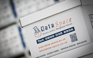 DataSpace Archive Box - Professional Document Management Nationwide