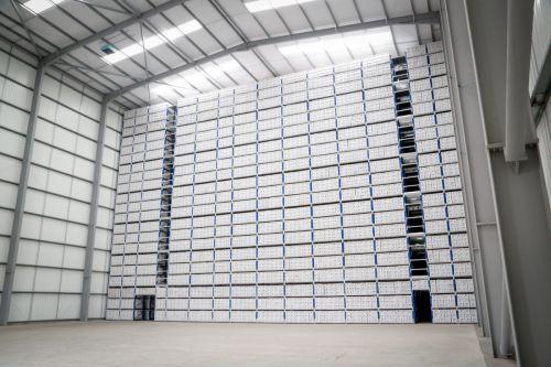 DataSpace Archive Storage